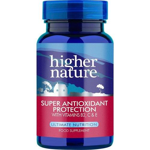 Higher Nature Super Antioxidant Protection, 90 veg tabs