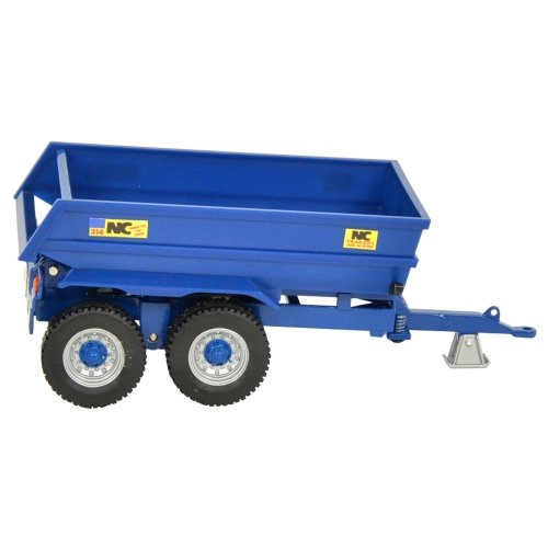 Britains 1:32 NC Power-Tilt Dump Trailer 314 - Collectable Farm Toy Attachment - Compatible with all Britains 1:32 Vehicles - Suitable From 3 years