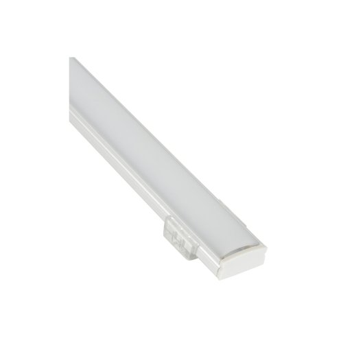 Aluminium LED Tape Profile - Short Crown