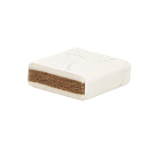 Obaby 140 X 70cm Natural Coir/wool Mattress
