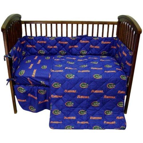 College Covers FLOCS Florida 5 piece Baby Crib Set