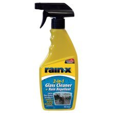 Rain X 2-in-1 Glass Cleaner & Rain Repellent Spray