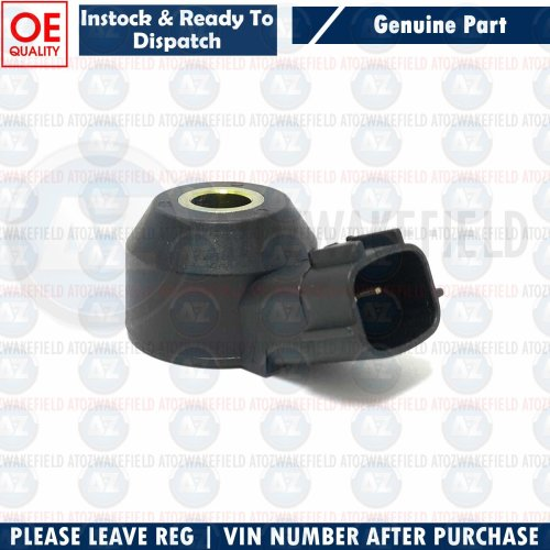 FOR ALFA ROMEO MITO FORD KA FIAT PUNTO 500 DOBLO GENUINE KNOCK SENSOR 46538111