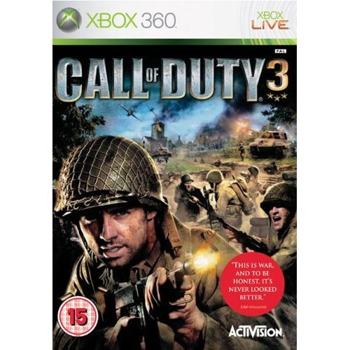 Call of Duty 3 (Xbox 360)