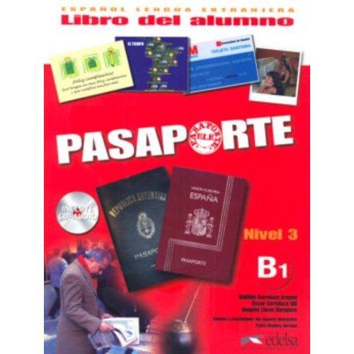 Pasaporte: Libro del alumno + CD audio B1