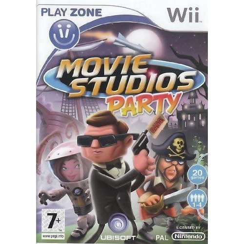 Movie Studios Party Nintendo Wii Game