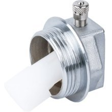 "Automatic Air Vent 1 1/4"" (g1,25 Inch) Cut-off Valve Right Thread"