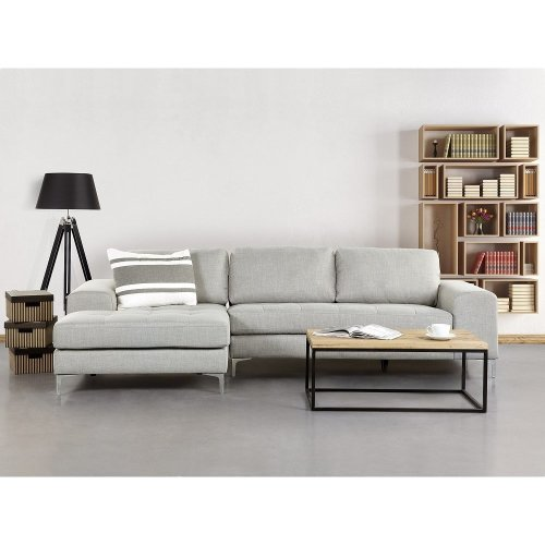 Corner sofa- Upholstered - Chaise longue  - KIRUNA
