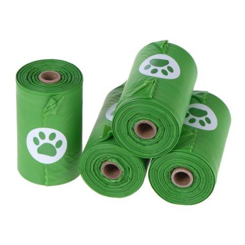 Biodegradable Dog Poop Bags 40 roll (15 bags per roll)