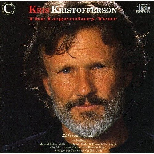 Kristofferson Kris - Legendary Years [CD]