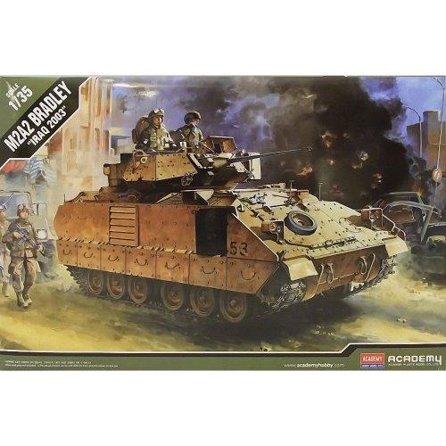 Aca13205 - Academy 1:35 - M3a2 Bradley Iraq 2003