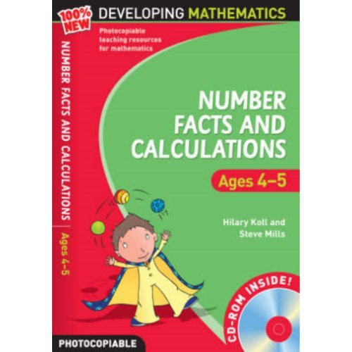 Number Facts & Calculations for Ages 4-5