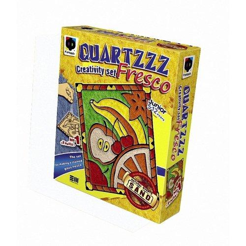 Elf408001 - Fantazer - Quartz Fresco Sand Picture - Fruits