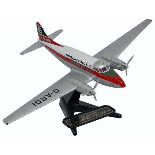 1:72 D.H.104 Dove G-AROI British Eagle 'Eaglet' Model Plane