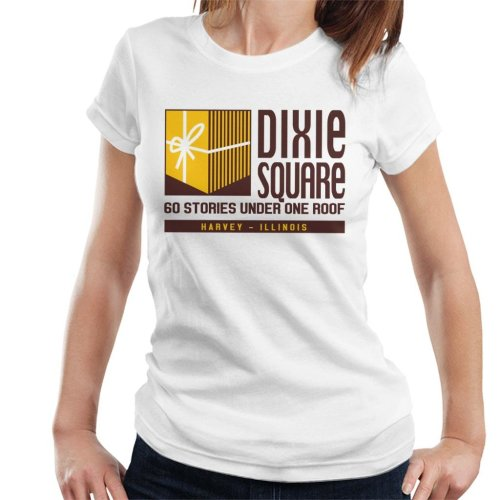 Dixie Square Mall Blues Brothers Women's T-Shirt