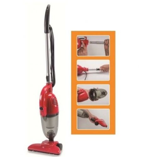 2 In 1 Upright And Handheld 800W Stick Bagless Compact Vacuum Cleaner