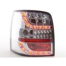 Led Taillights VW Passat 3B Variant Year 97-00 chrome