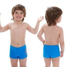 Swimming Trunks Blue 1-2 years