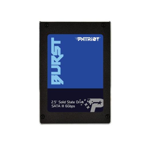 """Patriot Memory Burst 120 GB Serial ATA III 2.5"""""""