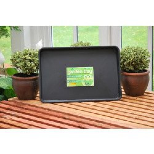 Standard Irrigation Garden Tray - Black Garland Gravel x -  tray standard black garden garland gravel x