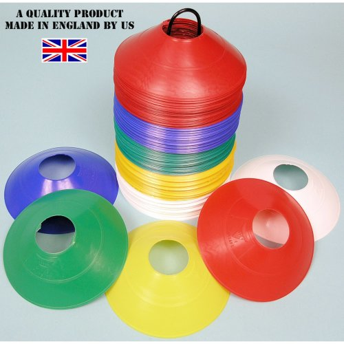Pack of 100 flexi markers, approx. 19cm. diameter - 02180