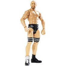 WWE Cesaro Series 39 Mattel Wrestling Figure New Sealed