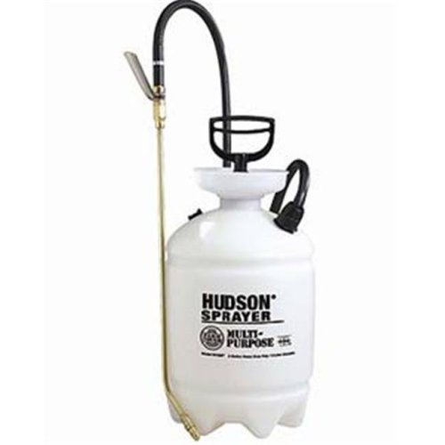 H.D. Hudson 90182FT Multi-Purpose 2 Gallon Farm Tough Sprayer- Poly Heavy Duty