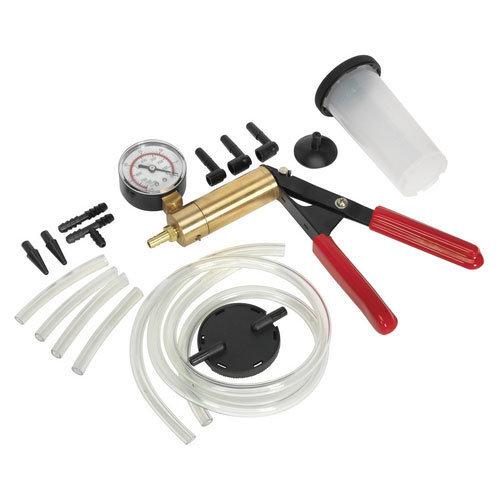 Sealey VS4021 Vacuum Tester & Brake Bleeding Kit