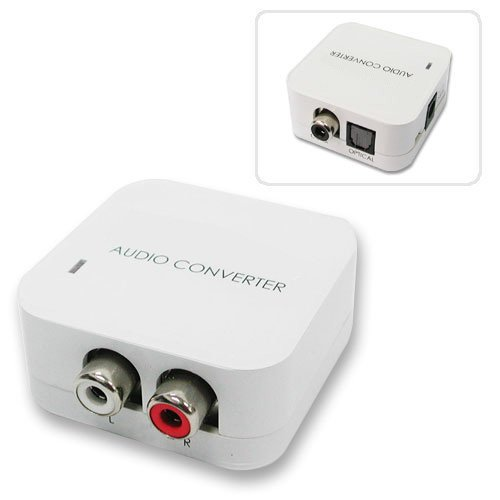 Lindy 70408 Grey audio converter