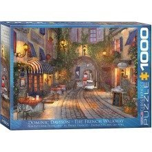 Eg60000961 - Eurographics Puzzle 1000 Pc - the French Walkway