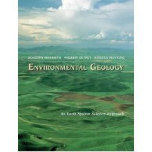 Environmental Geology: Earth System: An Earth Systems Approach