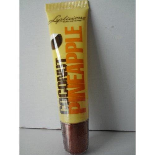 Bath & Body Works Coconut Pineapple Liplicious Tasty Lip Gloss .47 oz / 14 ml