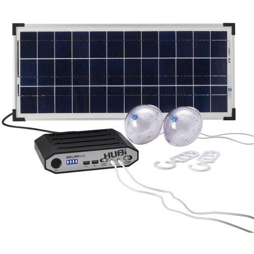 Solar Technologies Hubi Outdoor HUBi 10K Charging Kit available in Off - White -