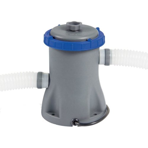 Bestway Pools Pump Flowclear 330Gal Filter For Up To 12Ft Having 32Mm Fittings