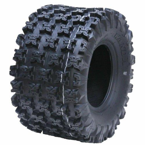 20x11.00-9 Slasher ATV quad tyres 20 11-9 6 ply Wanda road legal WP02