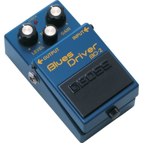 Boss BD-2 Blues Driver Compact Guitar Effects Pedal