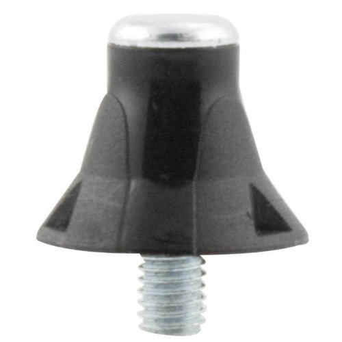 Champ Bolt 1 Colour Nylon Steel Tip Football/Rugby Studs