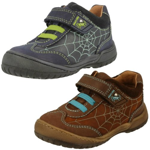 Boys Startrite Casual Trainers Incy Spider - F Fit