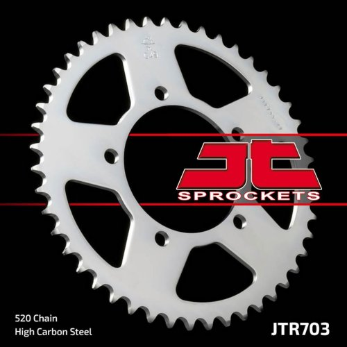 40T JT rear sprocket 520 Aprilia RS125 Pegaso RSV 1000 RSV4 BMW G 650
