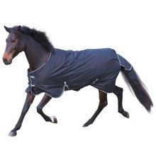 Kerbl Horse Blanket RugBe 200 Black 145 cm 326129