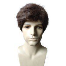 Medium Brown Hair Wig