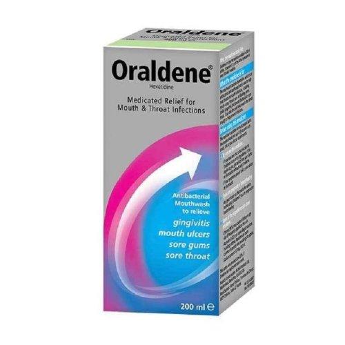 Oraldene Antibacterial Mouthwash 200ml