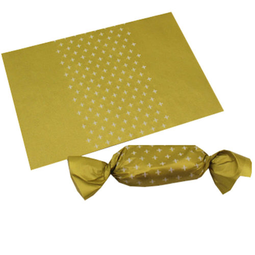 500PCS Candy Wrappers Caramel Wrappers Packaging Bags Twisting Wax Paper 9x12.5cm, a3