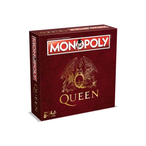 Monopoly – Queen Edition Board Game