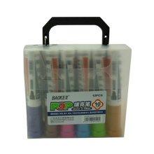 Set of 12 Color Pen Colour Marker Fine Point  Mark Pen Color Set, Colorful NO.16