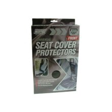 Universal Water Resist Front Seat Protectors - Mp6508 Maypole Car Van Cover -  universal front seat protectors mp6508 maypole car van water cover