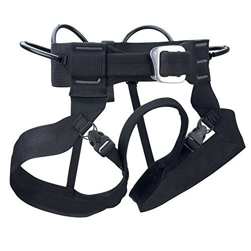 Black Diamond Alpine Bod Harness Medium Black