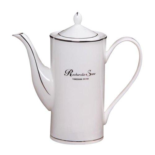 Ceramic Tea Pot Coffee Pot