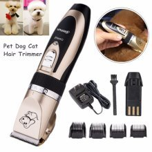 NEW Electric Animal Pet Dog Cat Hair Trimmer Shaver