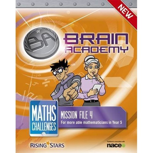 Brain Academy: Maths Challenges Mission File 4